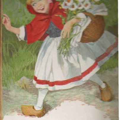 Chapéuzinho Vermelho, fábula infantil