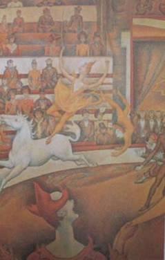 Figura 7 – Georges Seurat, O Circo , 1891