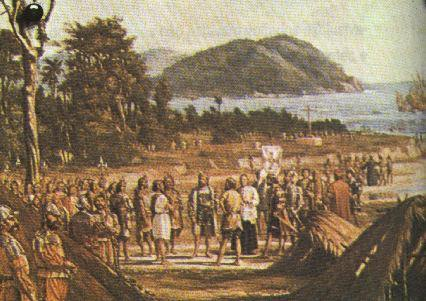 Colonos Portugueses