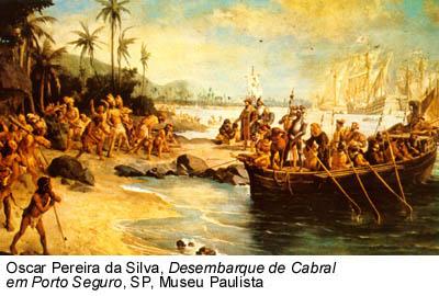 O descobrimento do Brasil – História do Brasil