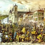Rugendas mercantilismo colonial Brasil