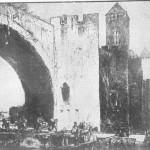 A PONTE VALEXTRÉ — Cahors, França. Esplêndido exemplo de fortificações da Idade Média