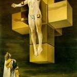 Salvador Dali-Krisifiksyon-