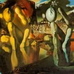 Salvador Dali--metamòfoz, Narcissus
