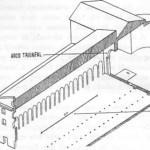 basílica cristã de são paulo-extra-muros (segundo Auguste Choisy)