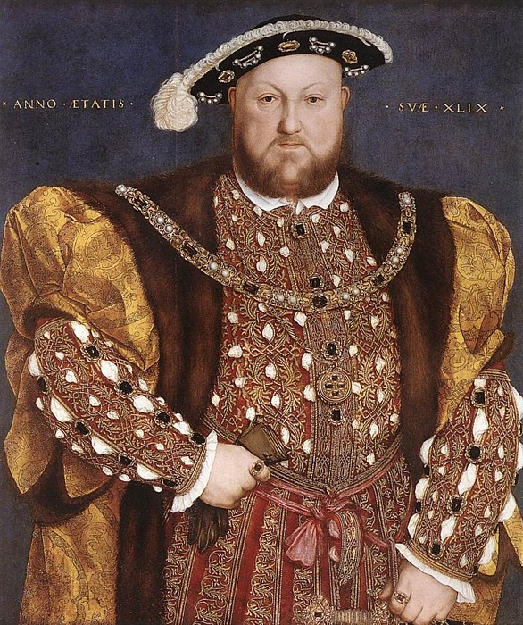 Henry-VIII-by-Hans-Holbein-the-Younger-1540