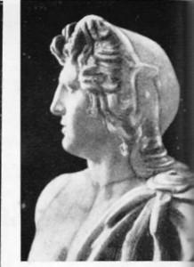 Circe transforma os companheiros de Odisseu. Pintura de um lécito arcaico.