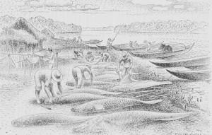 pesca piraracu amazônia