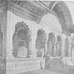 Fig. 322 — Palácio do raja de Goverdhum (índia), segundo fotografia.