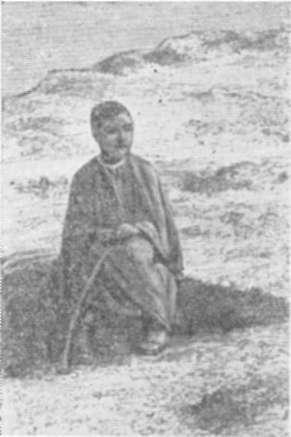 Fig. 364 — Jovem árabe do Alto Egito, fotografia do autor.