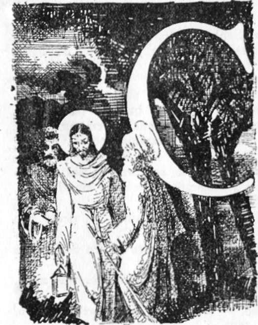 Jesus e Judas - Lenda de Natal