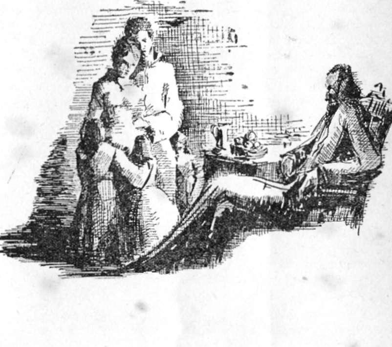 reunião familiar na noite de natal