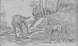 fábula o lobo e o cordeiro