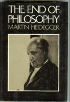 heidegger fim da filosofia