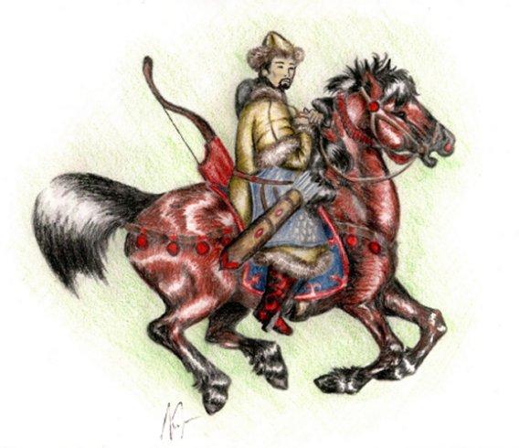 guerreiro-huno