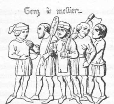 Artesãos medievais