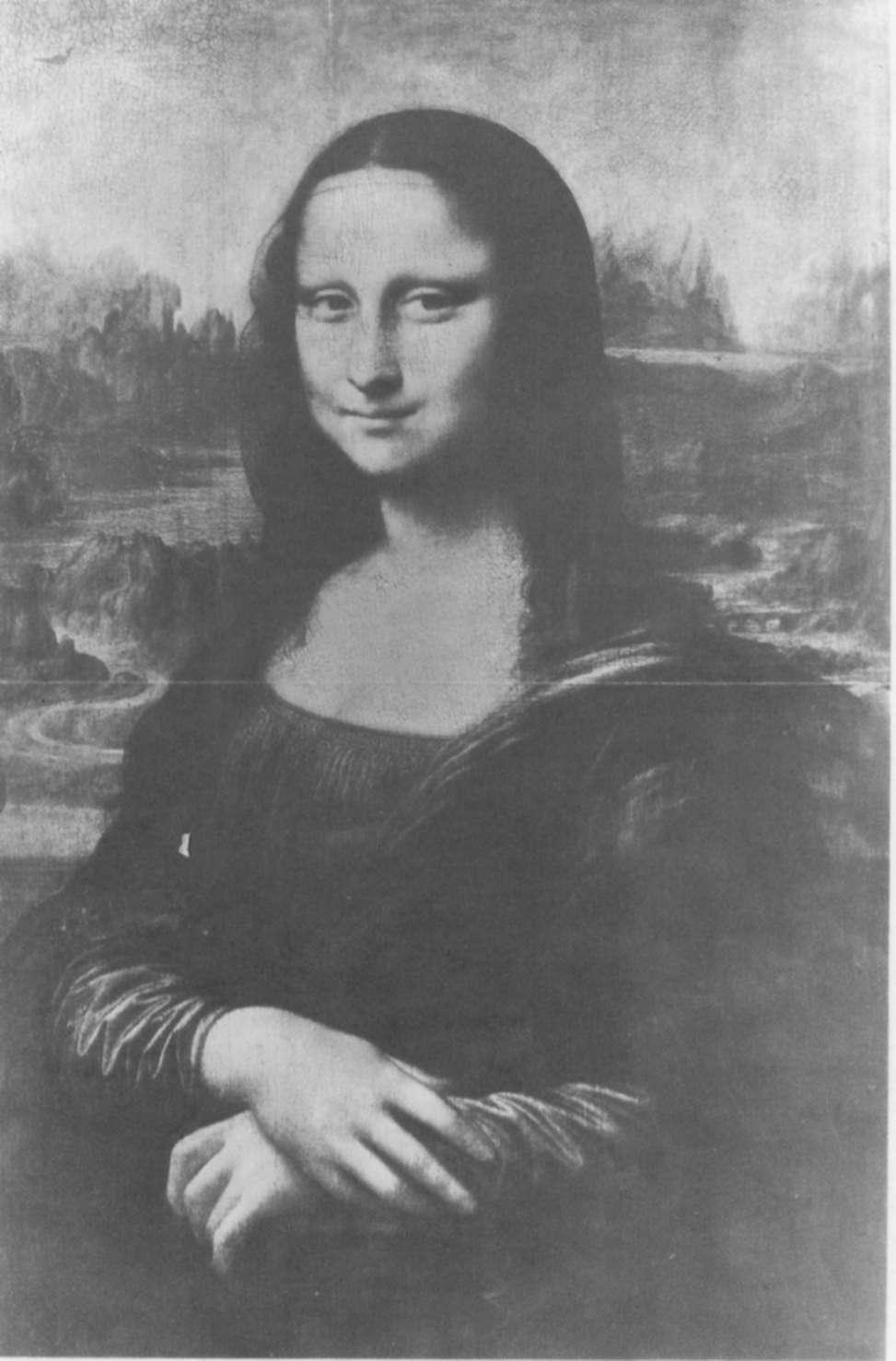 * Gioconda — Museu do Louvre — Paris — França