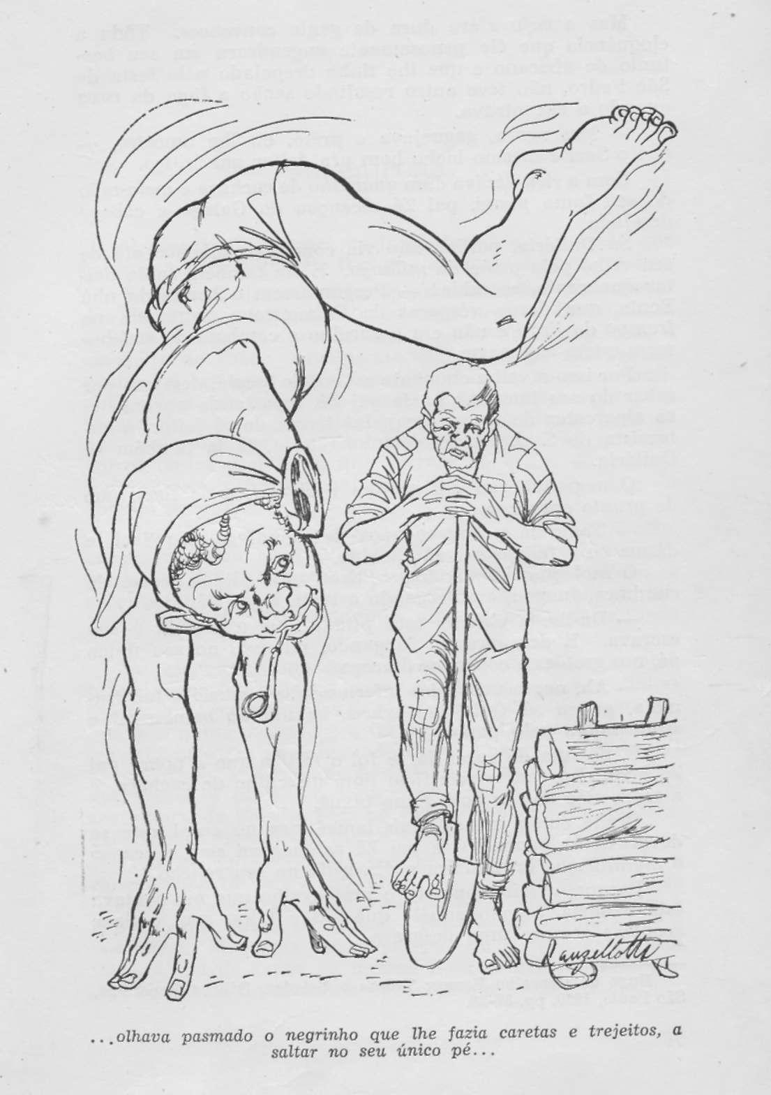 saci-pererê folclore goiano