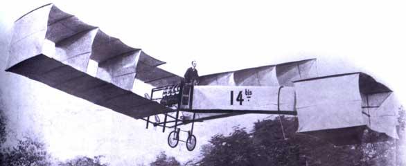 história da aviação - resumo