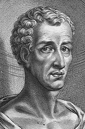 Retrato ficticio de Luciano de Samósata pelo pintor inglês William Faithorne (1616-1691) (wiki).